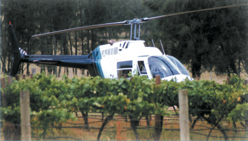 Helicopter Hunter Valley  Sydney Helitours