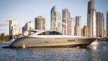 Freedom yacht Sydney