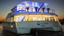 Coast function boat