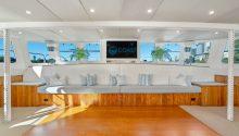 Coast boat sydney seating