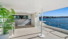 Coast boat sydney top deck