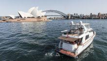 Enigma charter boat