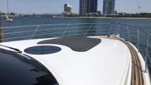 Freedom boat bow