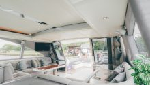 Freedom yacht sydney interior