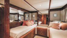 Freedom twin cabin