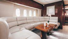 Freedom boat sydney lower deck lounge