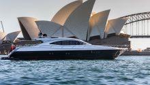 Ghost 1 yacht Sydney