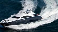 Quantum boat Sydney Ghost II