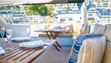 Yarranabbe Boat Sydney lounge