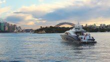 Quantum Sydney Harbour
