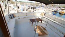 Yarranabbe boat upper deck