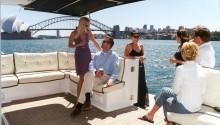 Yarranabbe boat Sydney