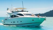Alani boat charter Hamilton Island