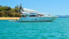 Alani boat Whitsundays