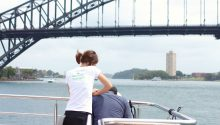 Luxury cruise Sydney