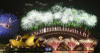 New year's eve cruise Sydney