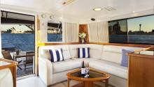 Platinum charter boat sydney