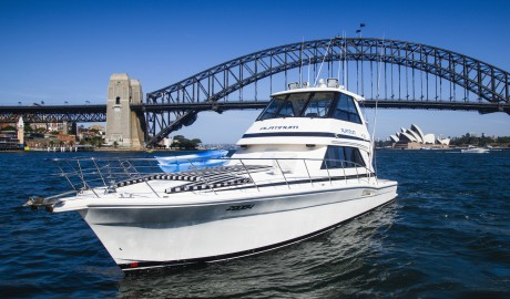 Image result for Sydney Harbour Boat Hire