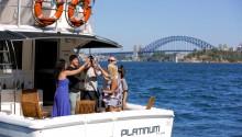Platinum boat sydney