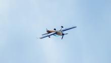 Aerobatics flight