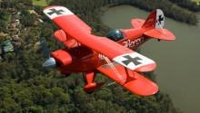 Aerobatics flight Sydney