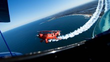Aerobatic flights Sydney