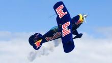 Red Bull Aerobatics flight Sydney