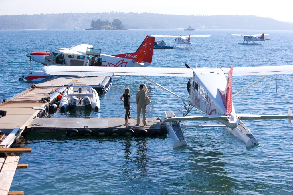 Seaplane flights Sydney