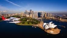 Seaplane flights Sydney