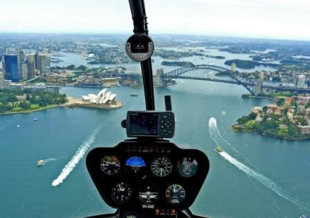 Helicopter Flight Blue Mountains  Helicopter Flights Sydney