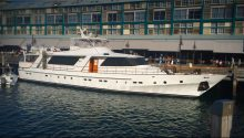 Hiilani boat Sydney