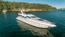 Seven Star yacht sydney