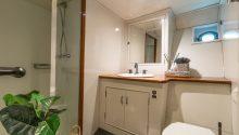 John Oxley boat bathroom