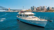 John Oxley yacht