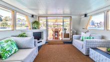 John Oxley boat interior