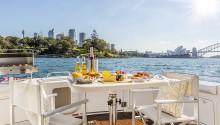 Ocean Blue Boat charter Sydney
