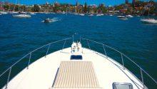 Highlander charter boat Sydney