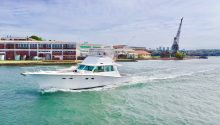 Highlander cruising sydney harbour specialists