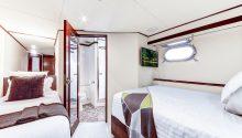 Corroboree boat sydney cabin