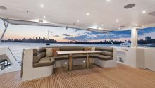 Corroboree Sydney rear deck