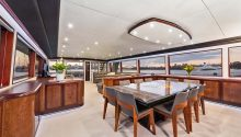 Corroboree interior dining table