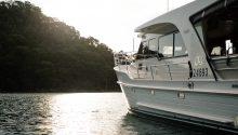 Iluka charter boat