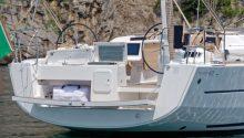 Dufour 412 sailing sydney