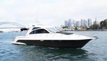 Coco boat Sydney