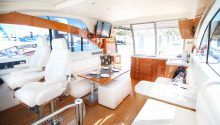 Coco Sydney boat