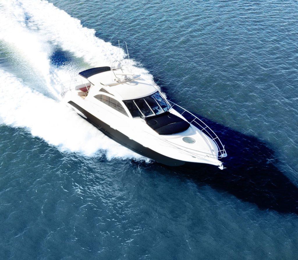 COCO Boat Sydney   56 foot Genesis Sports Yacht