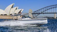 Spectre Sydney Harbour