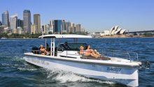 Spectre boat Sydney