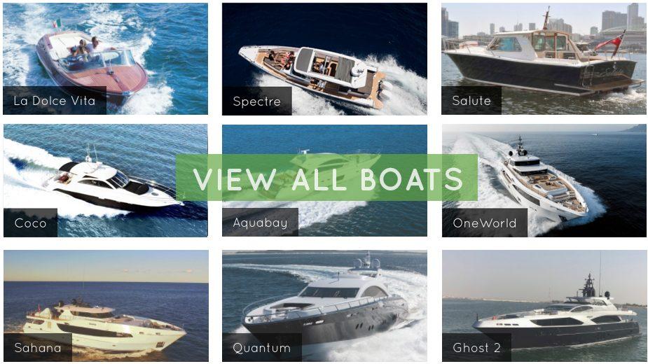 Luxury Boat Charters Sydney