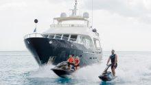 Aurora yacht sydney